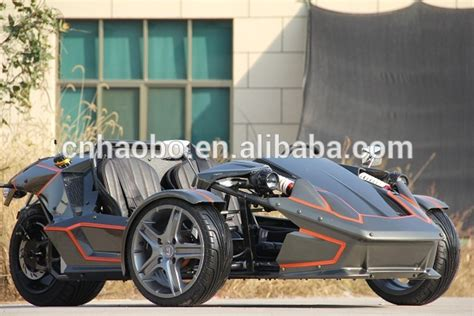 250cc Reverse Trike Roadster Motorcycle For Sale