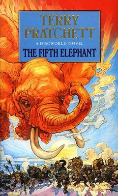 bookthe  elephant discworld terry pratchett wiki
