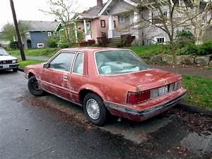Seattle's Classics: 1980 Ford Mustang