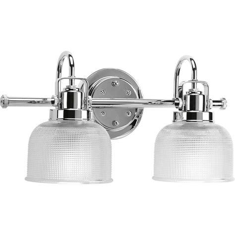 Bathroom Light Fixtures Toronto by Progress Lighting P2991 81 Archie Collection 2 Light