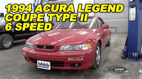 Acura Legend 6 Speed by 1994 Acura Legend Coupe Type Ii 6 Speed