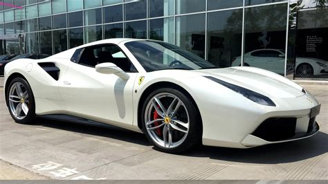 488 Spider Hd Picture by 488 Spider White Wallpaper