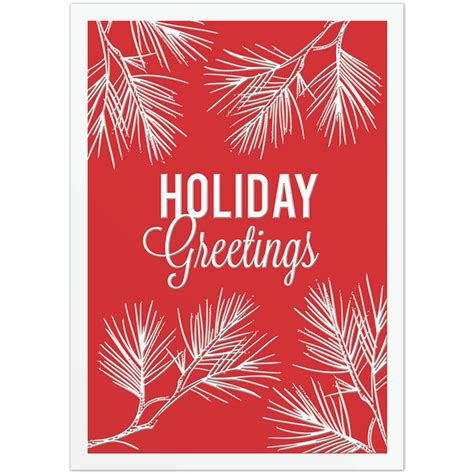 business holiday cards corporate christmas cards on the