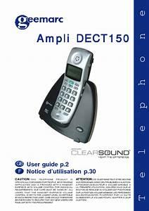 Ampli Dect150 Manuals