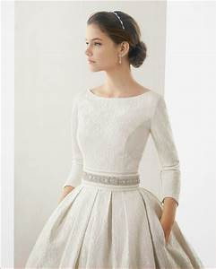 Wedding dresses with sleeves and pockets wedding dresses for Wedding dress with pockets and sleeves