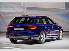 Audi A4 gtron and A4 Ultra Are All About Economy in