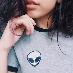 Shirt: brandy, aesthetic tumblr, instagram, tumblr, grey ...