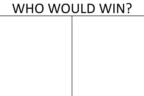 Who Would Win Template Who Would Win Rugbyunion