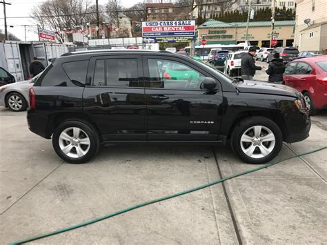 jeep compass sport 2015 used 2015 jeep compass sport awd suv 13 490 00