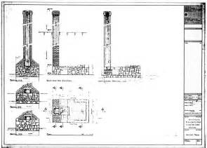 open floor plan blueprints fort vancouver nhs historic structures report chapter 5