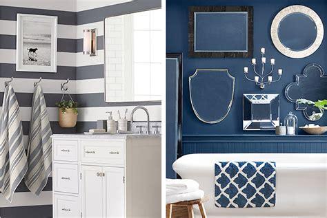 bathroom wall prints 7 easy bathroom wall ideas pottery barn