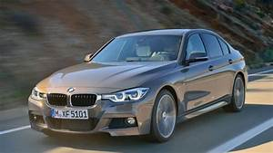 2015 BMW 3 Series Saloon And Touring Estate Unveiled