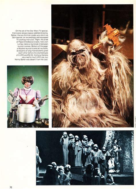 STARLOGGED - GEEK MEDIA AGAIN: 1978: THE STAR WARS HOLIDAY ...