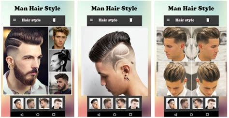Best Hairstyle Apps 2018 For Men And Women To Try New Hair