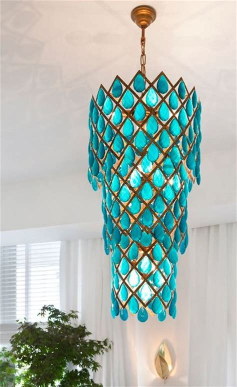 turquoise chandeliers 25 home decor inspirations from buzzfeed messagenote