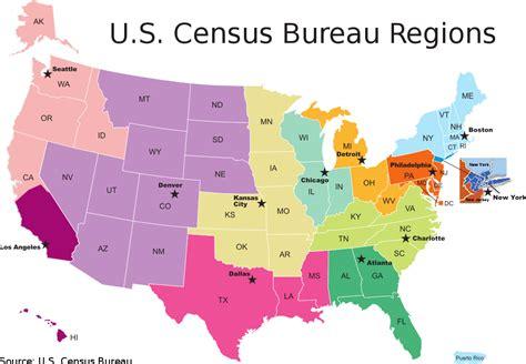 bureau of statistics united states file u s census bureau regions svg