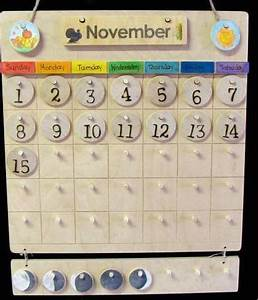 Ideas para crear calendarios creativos para niños