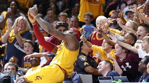 lebron james fan gear lebron james implored to stay with cavaliers via message