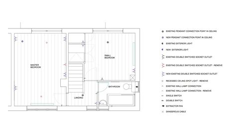 complete rewiring   bed  council house electrical
