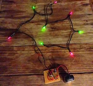 Blinking Christmas Lights