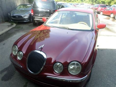 Find Used 2000 Jaguar Stype Runs & Drive Can Drive It Home
