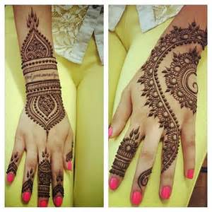 Arabic mehandi designs 17 | Indian Makeup and Beauty Blog ...