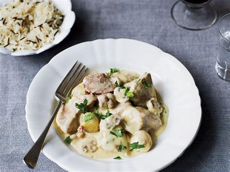 cuisiner blanquette de veau blanquette de veau recipe marjorie food wine