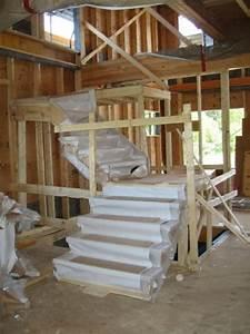 Comment Faire Des Marches Dans Un Talus : comment construire un escalier tape par tape ~ Melissatoandfro.com Idées de Décoration