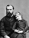 Little Alix with dad Grand Duke Louis IV of Hesse The ...