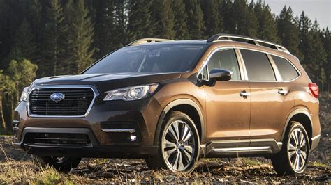 suvs  owners  recalled  subaru ascent
