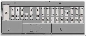 Ford F-350  2017 - 2018  - Fuse Box Diagram
