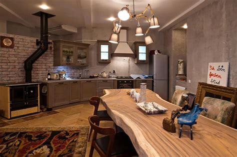 cuisine rustique et moderne 12 concepts de cuisine moderne vus par des designers