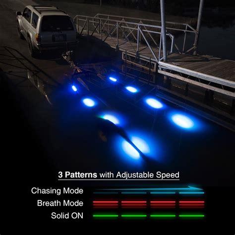 XKGlow® XK074010 - Boat Trailer Docking Multi Color LED ...