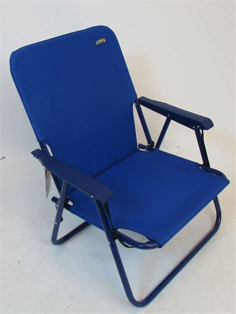 chaise copacabana one position low chair by copa