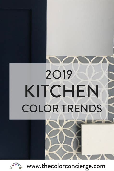 Kitchen Paint Color Trends by Top Kitchen Color Trends For 2019 Project Kitchen