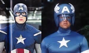 Captain America Avengers Helmet