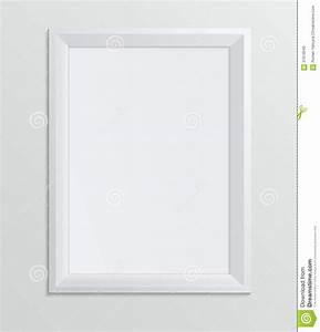 Cadre Blanc Photo : cadre blanc vide sur un fond blanc conception a4 photo stock image 37019540 ~ Teatrodelosmanantiales.com Idées de Décoration