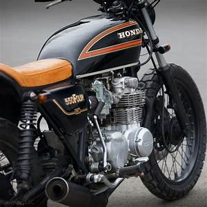 Honda 550 Four : 1000 images about bike on pinterest flat tracker scrambler motorcycle and bmw ~ Melissatoandfro.com Idées de Décoration
