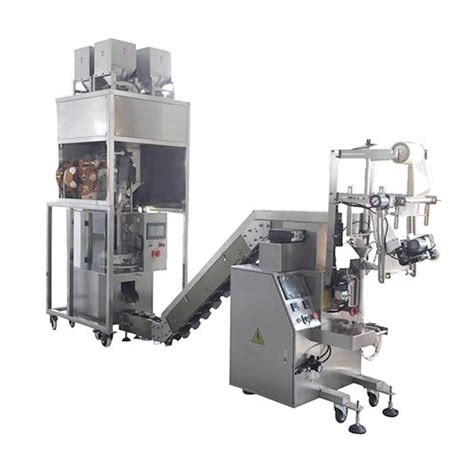 pyramid tea bag packaging machine spackmachine