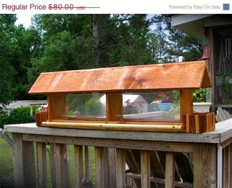 large capacity bird feeder plans woodworking projects