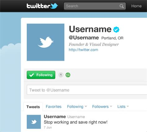 twitter template download for word free twitter gui psd smashing magazine