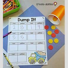Dump It! For Combinations Of 10  Kindergarten  Pinterest  Number Activities, Kindergarten