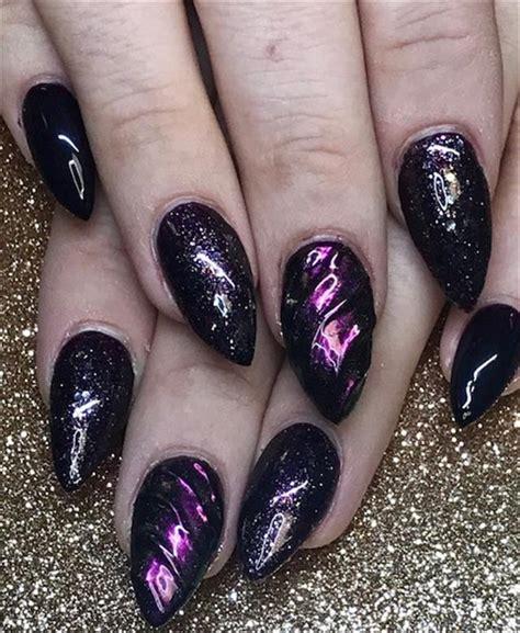 day  dark unicorn nail art nails magazine