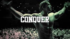 Arnold Schwarzenegger Conquer Muscle Bodybuilding ...