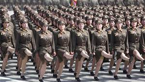 Rape and no periods in North Korea's army By Megha Mohan ...