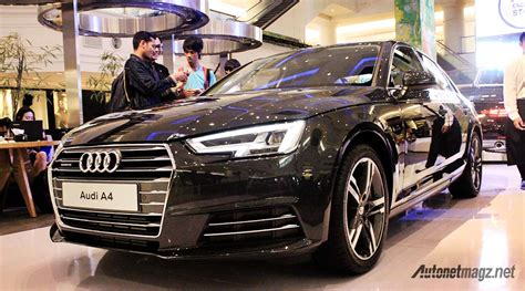Gambar Mobil Audi A4 by Audi A4 2016 Indonesia Autonetmagz Review Mobil Dan