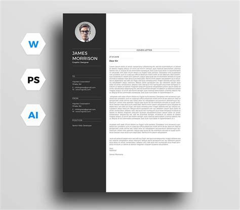 cover letter templates  word   downloadable