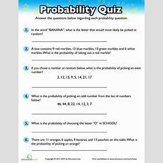 Probability Card Game  Activity Educationcom