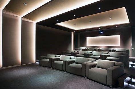 Interior Design Ideas For Home Theater by Top 40 Best Home Theater Lighting Ideas Illuminated