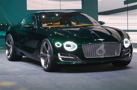 Bentley To Name Sports Car Barnato  Automobile Magazine